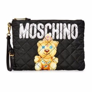 Moschino Little Bear Clutch | SHOPBOP