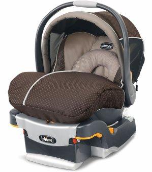 $139Chicco KeyFit 30 Magic Infant Car Seat - Shale