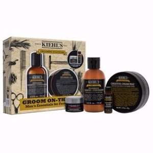 Men's Grooming Set - Hair and Skincare - Kiehl's