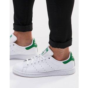 adidas Originals   adidas Originals Stan Smith Leather Sneakers M20324