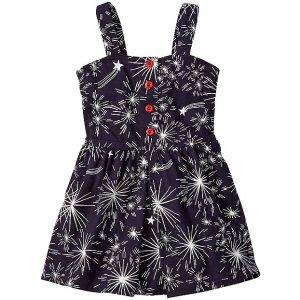 Girls Cartwheel Scooter Dress | Sale Dresses Starting At $25 Girls
