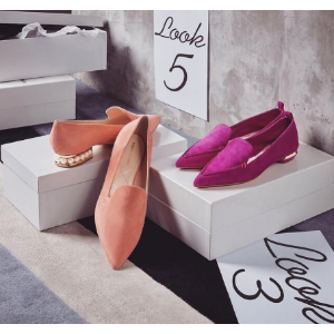 Nicholas Kirkwood | Casati embellished suede loafers