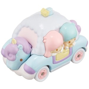Sanrio Kiki&Lala Toy car