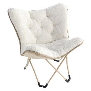 2 for $57.58 + $10 Kohl's CashSimple By Design Memory Foam Butterfly Chair