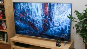 $999.99(原价$1299.99)VIZIO P55-C1 4K UHD HDR 智能电视 + $300 Dell 礼卡