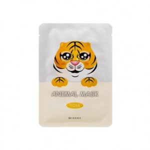 Animal Mask - Tiger (Rose) | The Official Missha