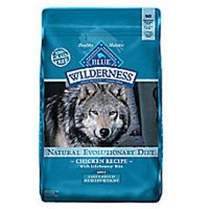 BLUE Wilderness® Adult Dog Food - Grain Free, Natural, Chicken | dog Dry Food | PetSmart