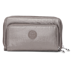 Stella Front Zip Pocket Clutch