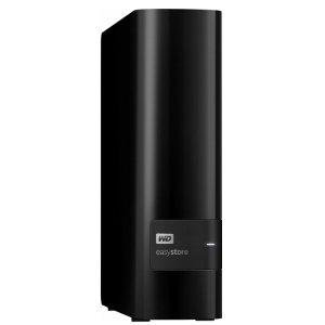 $89.99史低价!WD easystore 4TB USB3.0 外置硬盘