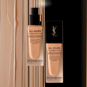 New Arrival!ALL HOURS FOUNDATION Collection @ YSL Beauty