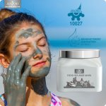 Upgraded Dead Sea Mud Mask 17 Oz for Facial Treatment, Made in Israel