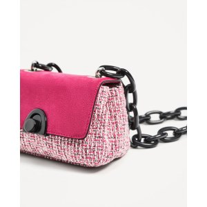 CROSSBODY BAG WITH CHAIN LINK STRAP - View all-BAGS-WOMAN | ZARA United States
