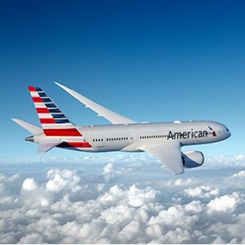 Only $61 on American Airlines