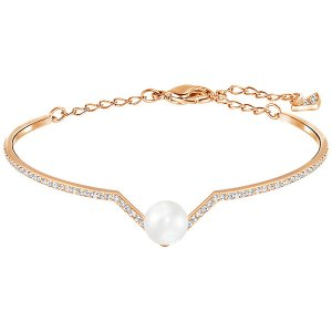 水钻珍珠手链