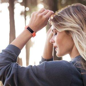 $99Fitbit Alta HR Heart Rate Wristband Smart Watch