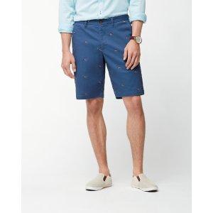 Marlin 10-Inch Prep Shorts