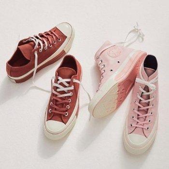 Nike拖鞋$7.5 匡威Hello Kitty合作款$20