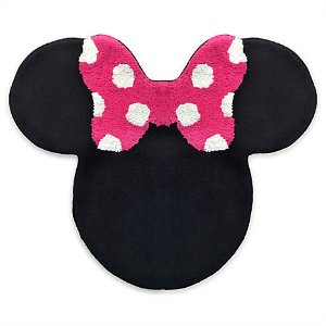 Minnie Mouse Bath Rug | Disney Store