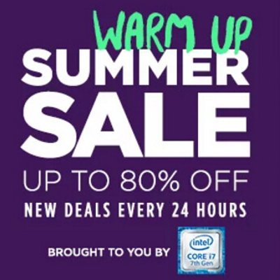 Up to 80% Off + Extra 20% Off