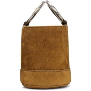 Simon Miller - Brown Nubuck Bonsai Bucket Bag