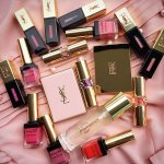 with $50 Lipstick Purchase @ YSL Beauty