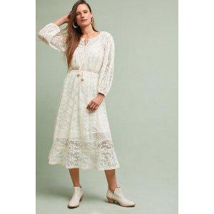Julia Peasant Dress