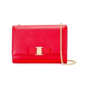 Salvatore Ferragamo Vara Crossbody Bag - Farfetch