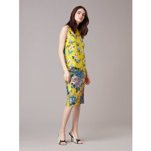 Tailored Pencil Skirt | Landing Pages by DVF