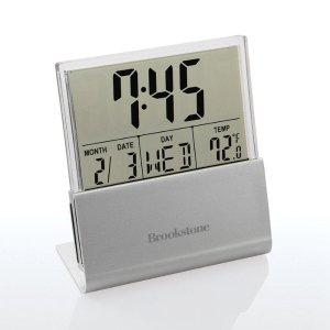 Brookstone Desk Clock