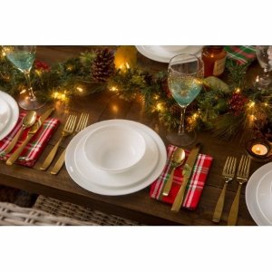 Corelle Livingware 74-Piece Dinnerware Set, Multiple Colors - Walmart.com