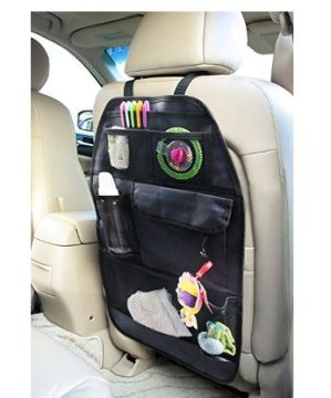 $8.99(原价CDN$12.99)史低价:Jolly Jumper 汽车椅背奶瓶零食玩具收纳袋