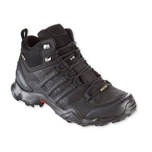 Mens Adidas Terrex Swift R Gore-Tex Hiking Boots | Free Shipping at L.L.Bean