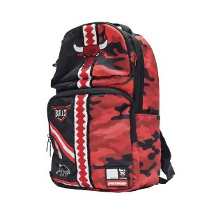 SPRAYGROUND Chicago Bulls Patches Backpacl - Black | Jimmy Jazz - 910B1278NSZ