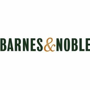 收图书、影音制品黒五价:Barnes & Noble 全场满$50享8折
