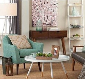 Extra 20% Off + Extra 15% Off + $10 Off $25 +  Kohl's CashSelect Furniture, Home Decor, Storage, Window Treatments and Rugs @ Kohl's