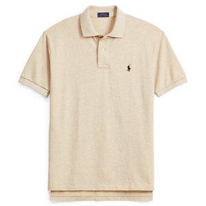 Custom-Fit Mesh Polo Shirt - Custom Fit � Polo Shirts - RalphLauren.com