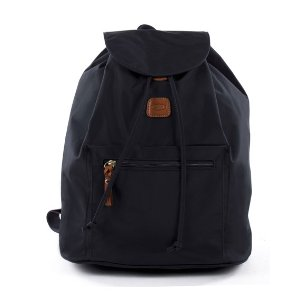 Brics Black X-Bag Backpack