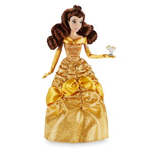 Belle Classic Doll with Chip Figure - 12'' | Disney Store
