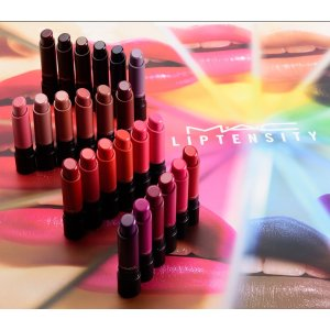 Liptensity Lipstick | MAC Cosmetics - Official Site