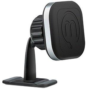 Mengo Aluma Stick Universal Magnetic Car Mount Dashboard Phone Holder for All Smartphones
