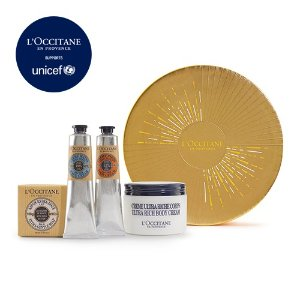 Nourishing Shea Butter Body Collection | Holiday Gift Set | L'Occitane