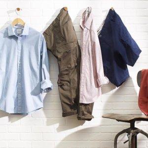 Extra 30% OFFDockers Men's Pants T-Shirt Jacket Sale