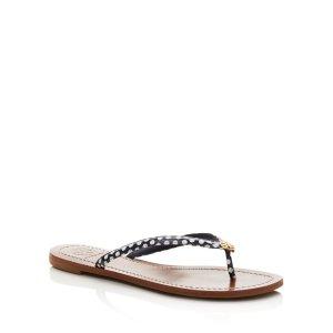 Tory Burch Terra Thong Sandals | Bloomingdale's