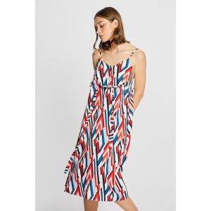 Colorful Summer Dress DR1495