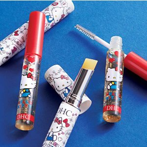 Hello Kitty Lips & Lashes Set (Limited Edition)