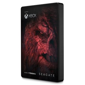 Seagate Game Drive for Xbox 2TB Halo Wars 2 Edition