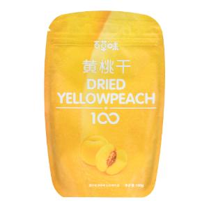 Be & Cheery Dried Yellow Peach 100g