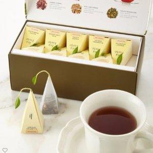 7.5折+免邮Tea Forte趣味茶包 送人好礼