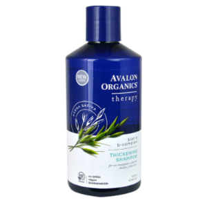 Avalon Organics Biotin B-Complex Thickening Shampoo Therapy -- 14 fl oz - Vitacost