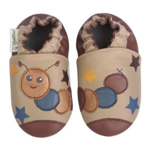Momo Baby Caterpillar Boys Crib Shoes-Baby - JCPenney